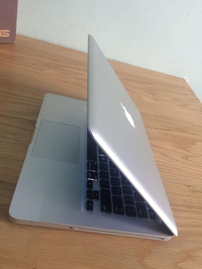 Laptop Macbook pro MC724, i7 2.7G, 4G, 500G, siêu khủng giá rẻ