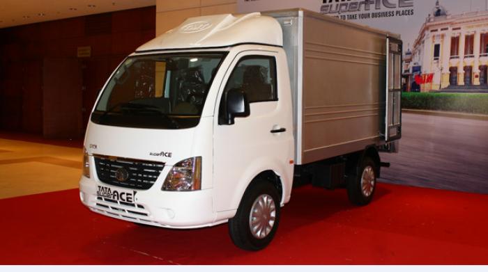 Xe Tải Ấn Độ Tata Supper Ace