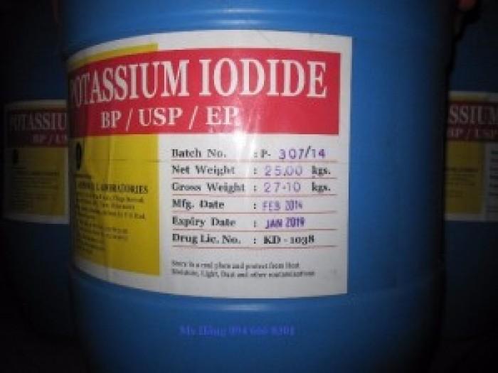 Mua và bán: Potassium Iodide, Kali Iot, Ki, phụ gia thức ăn chăn nuôi...