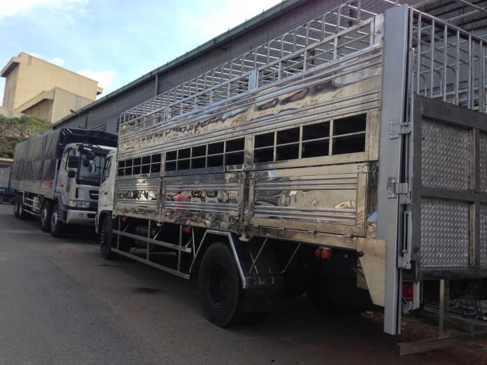 Xe chuyên chở gia cầm ,gia súc