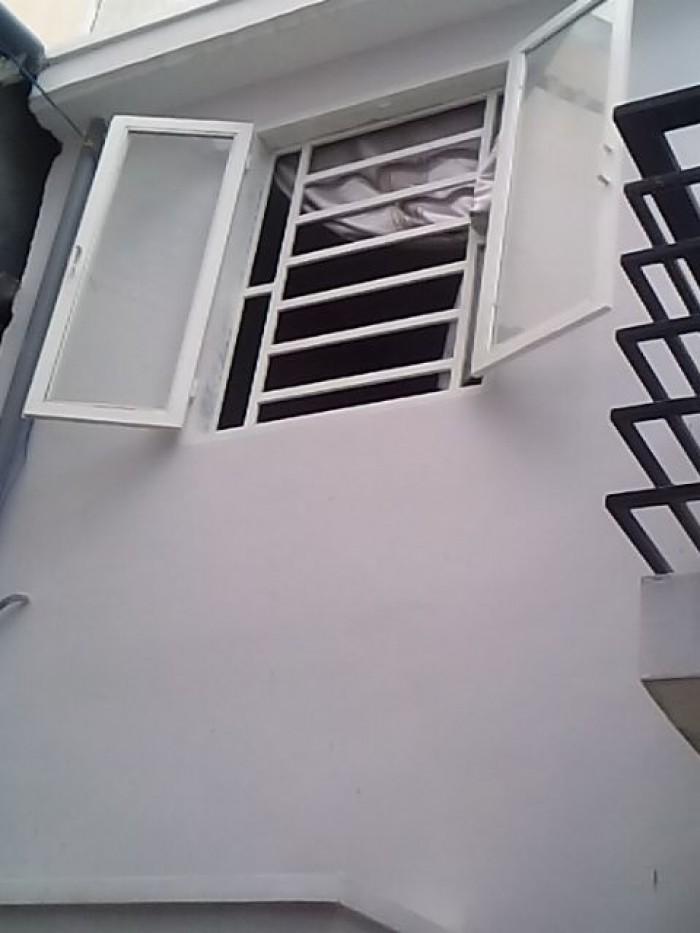 Bán gấp nhà hẻm ba gác 4m Nguyễn Thanh Tuyền, phường 2, quận Tân Bình