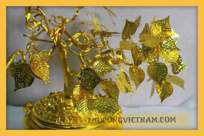 Nguyên liệu cây vàng cây tiền17