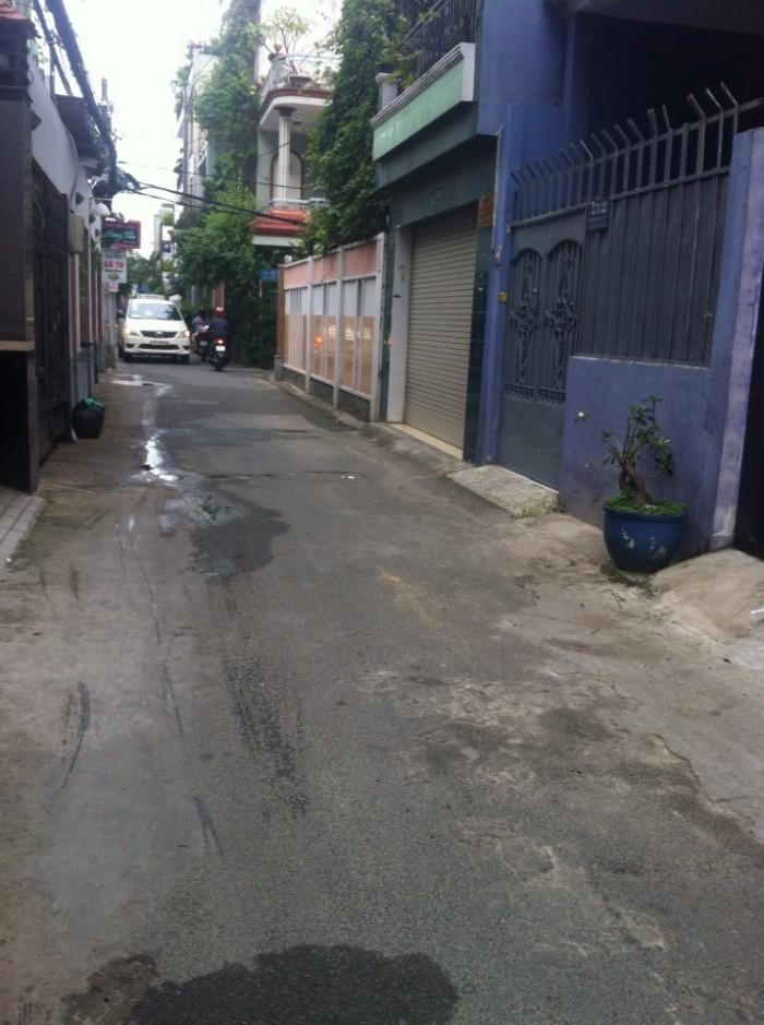 Cho thuê nhà Huỳnh Thiện Lộc 7tr/ tháng Tân Phú