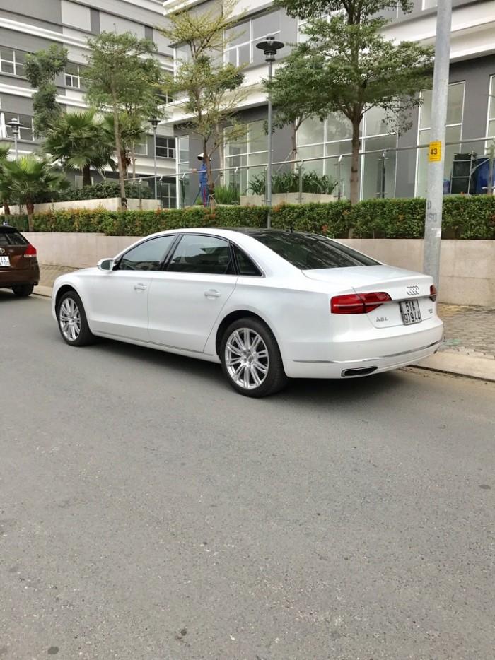 Audi A8 2014 2