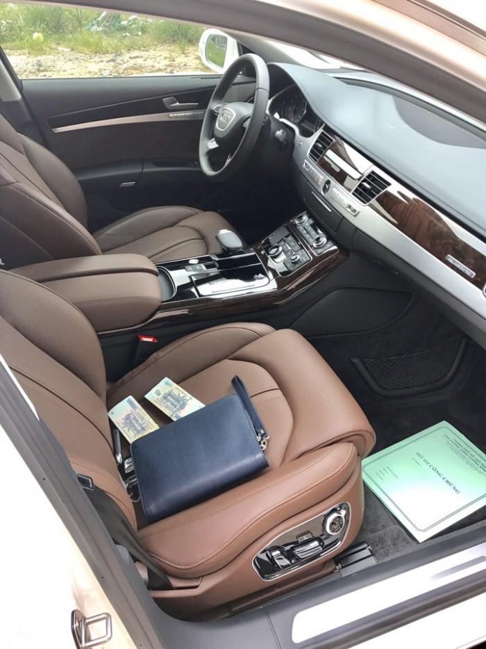 Audi A8 2014 7