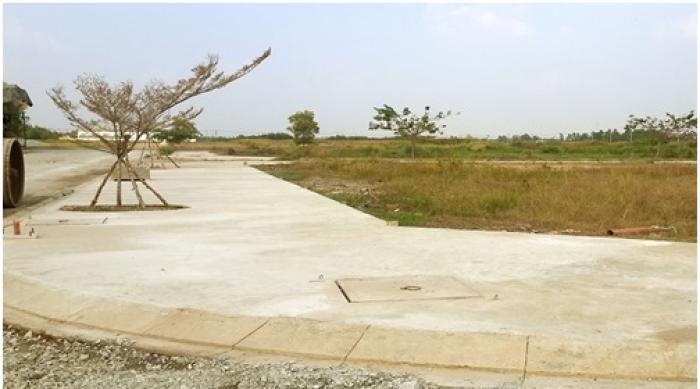 Đất nền đại lộ trần văn giàu, liền kề Bình Tân,ck 5%