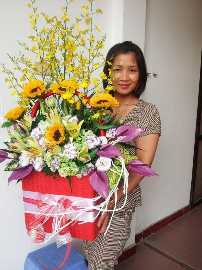Mua hoa tặng sinh nhật ở thành phố Thanh Hóa, hoa tươi giá rẻ tại thành phố Thanh Hóa25