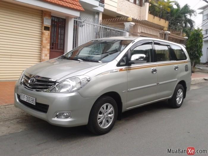 Toyota Innova J