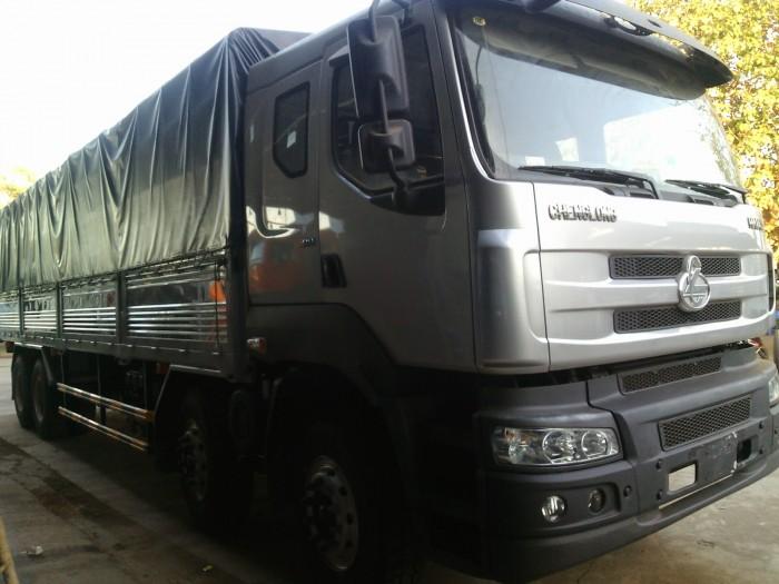 Xe tải chenglong 15t2,17t9,22t5, chỉ cần trả trước 300 triệu