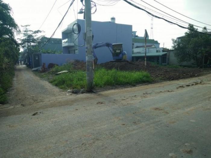 Bán đất 8x25m thổ cư 100% sổ riêng đường Thạnh Lộc 15 vào 1 sẹc phường An Phú Đông Q12 giá 2,3 tỷ