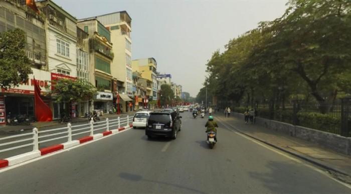 Nhà mặt phố Tôn Đức Thắng,145m2, 3 tầng, MT 5,5m.Giá 32 tỉ.Kinh doanh ác liệt