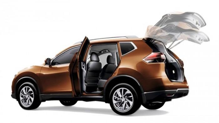 Nissan X-Trail sản xuất năm 2016 Số tự động Động cơ Xăng