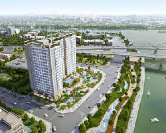 CHCC liền kề cầu Khánh Hội, giao nhà 06/2017, giá rẻ nhất khu vực