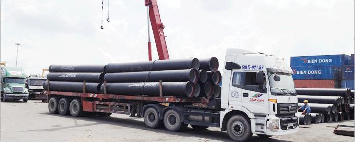 Vận tải ô tô số 4 chuyên - Chuyển hàng đi Hưng Yên