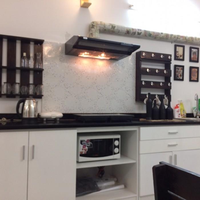 Cho thuê căn 2 phòng ngủ chung cư HH2 Linh đàm full nội thất
