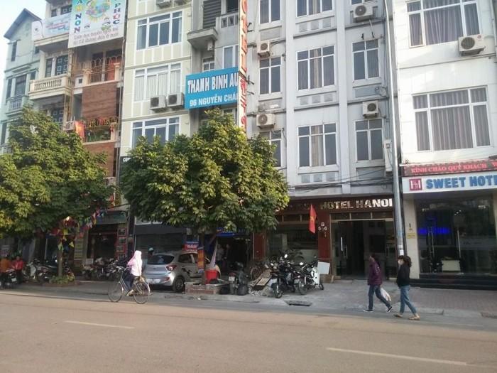 Bán Khách Sạn MP Nguyễn Chánh 55M-9T-15.3 Tỷ