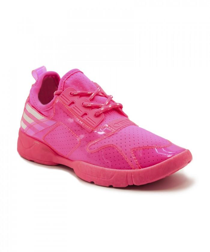 Giày nữ Sneaker hồng MSN1711