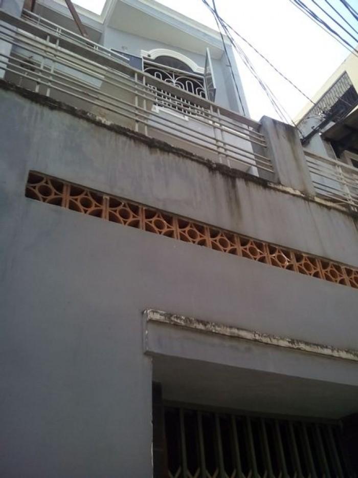 Bán nhà hẻm 4m đường Đại Nghĩa, Phường 6, Tân Bình.