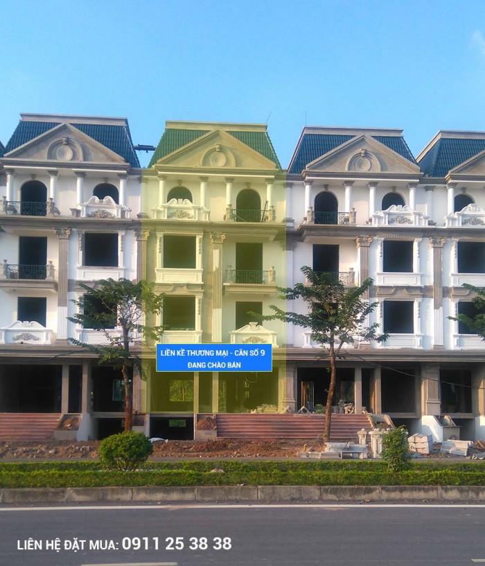 TruongLoc Land giới thiệu tới quý khách căn Liền kề số 9, dự án TPGL tại Hà Nội