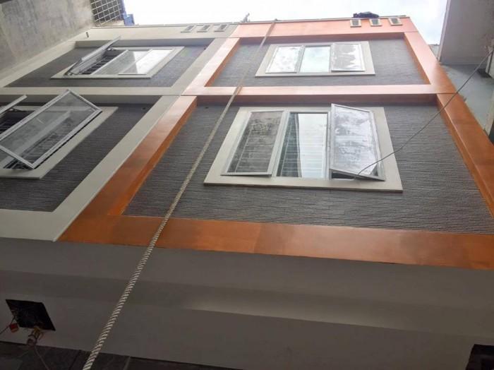 Nhà 50m2, sân cổng riêng, gần mặt đường khu vực Đôn Niệm, Đông Nam. 1,29 tỷ