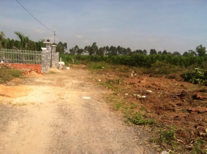 Đất gần tuyến đường 60m kết nối KCN GIANG ĐIỀN với đường tránh VÕ NGUYÊN GIÁP