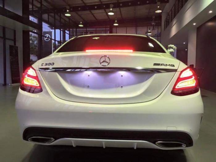 Mercedes-Benz C300 sản xuất năm 2016 Số tự động Động cơ Xăng