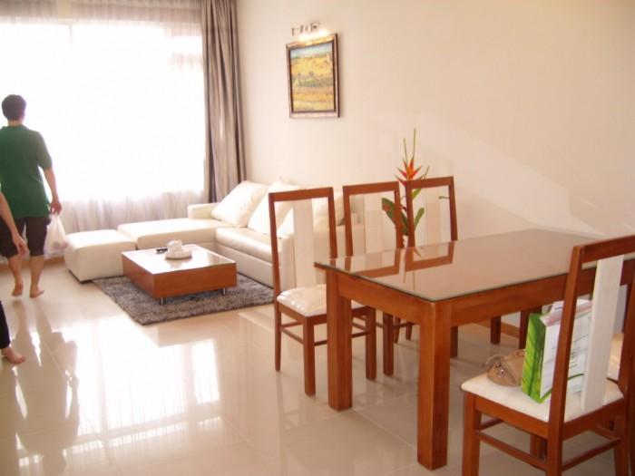 Cho Thuê Căn Hộ Saigon Pearl 2 Phòng Ngủ, Lầu Cao, View City