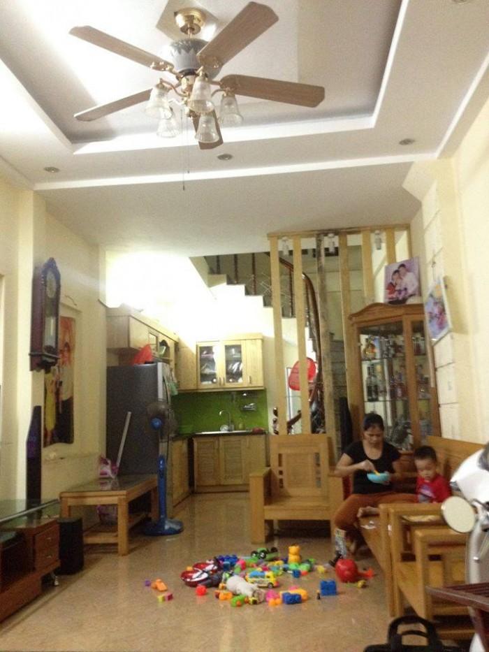 Bán gấp nhà đẹp Thanh Xuân, 5 tầng, giá 2.1 tỷ
