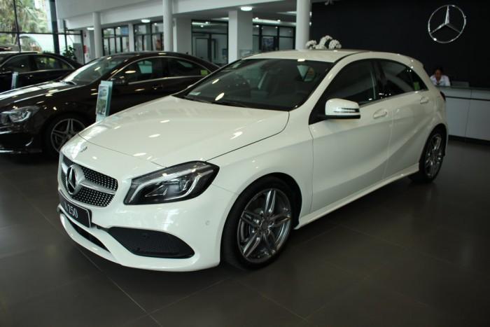 Mercedes-Benz A250 sản xuất năm 2016 Số tự động Động cơ Xăng