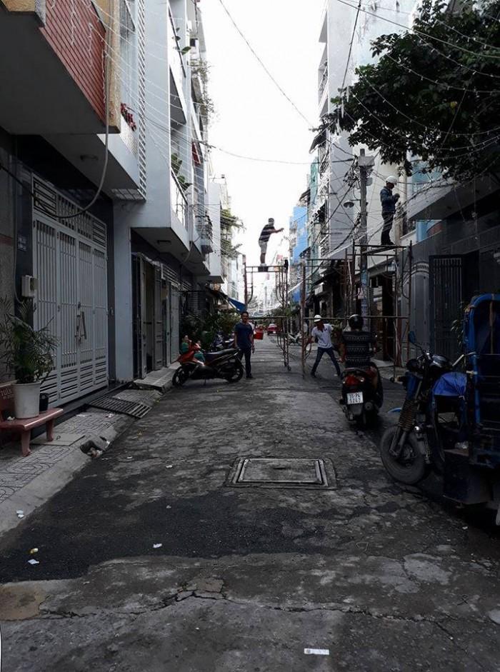 Bán nhà 5.05 tỷ, 5x16 m, Hẻm 7m Vườn Lài, P.Phú Thọ Hòa, Q.Tân Phú