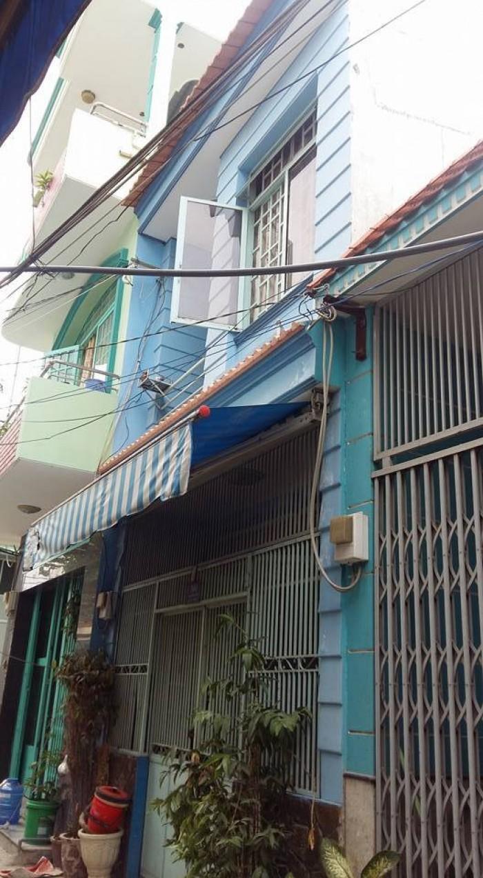 Bán nhà 4x12.5m giá 2.53 Tỷ Nguyễn Sơn . Phú Thọ Hòa .Q Tân Phú