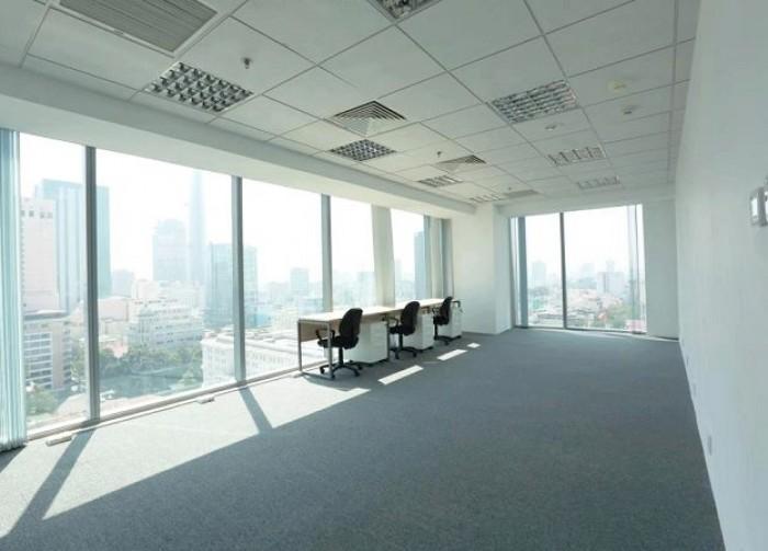 Cho thuê văn phòng hạng A ,dt 50 m2 -100m2 đường khuất duy tiến