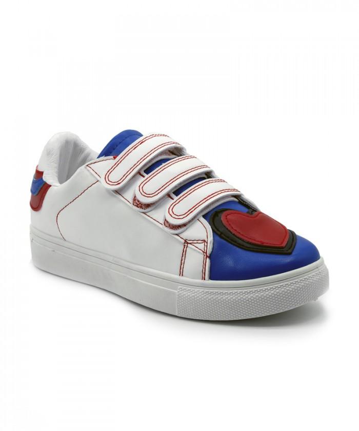 Giày nữ Sneaker trắng MSN8021