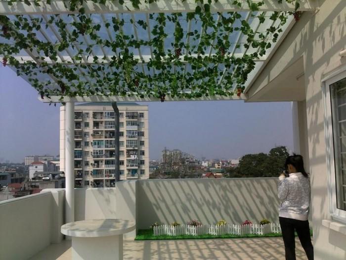Bán Chung cư mini Hoàng Hoa Thám. 8  tầng. 120m. giá 16,5 tỷ