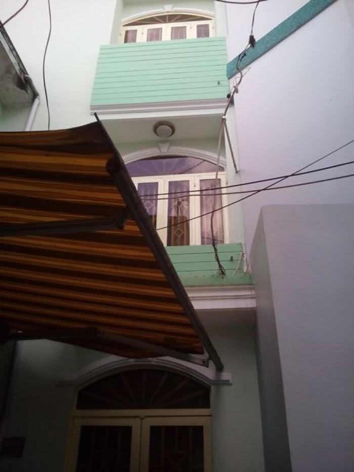 Bán Nhà hẻm 4m, Thích Quảng Đức, Quận Phú Nhuận