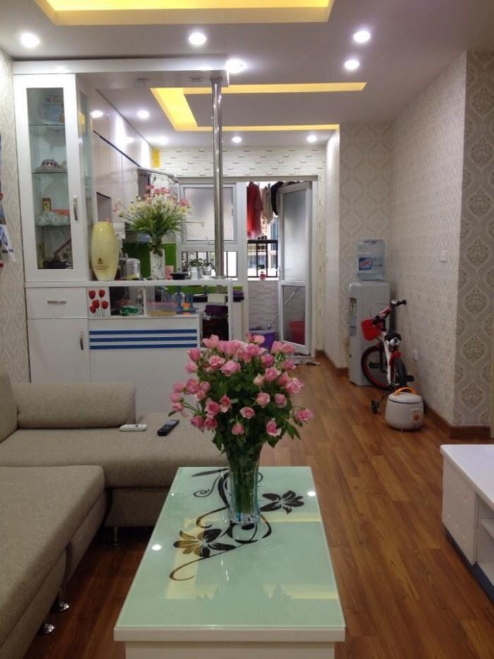 Nơi hưởng thụ cuộc sống,Bán CC HH3B Linh Đàm,57m2,2PN,Giá cực rẻ.