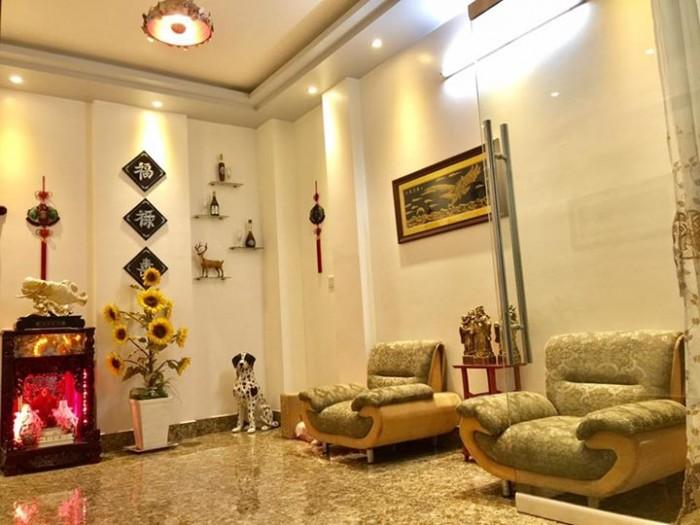 Cho thuê khánh sạn, (hẻm 62)  mặt tiền trần việt châu, đầy đủ tiện nghi