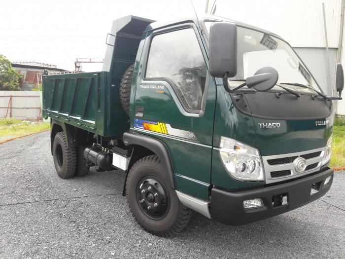 Tây Ninh, giá, xe ben 4t, xe ben 4 tấn 2, 5t xe ben thaco forland uy tín, chất lượng, Tây Ninh.