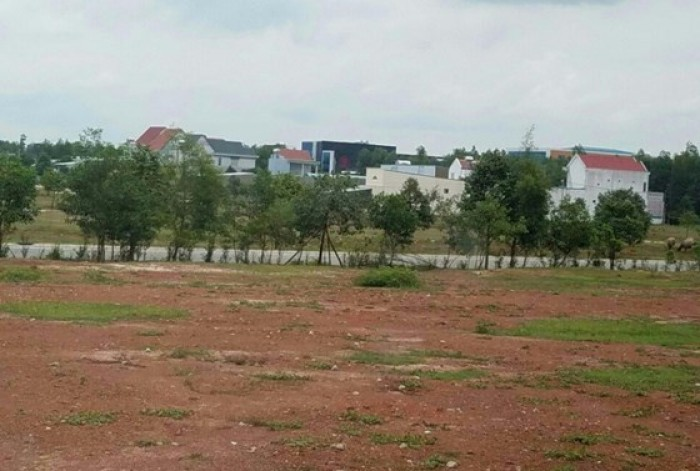Đất thổ cư gia đình cần bán lại, 600m2, gần KCN, 769tr