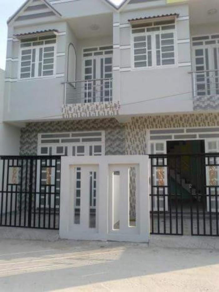 Nhà mới 100% diện tích 5 x 15m Sổ Hồng Riêng_ QL50