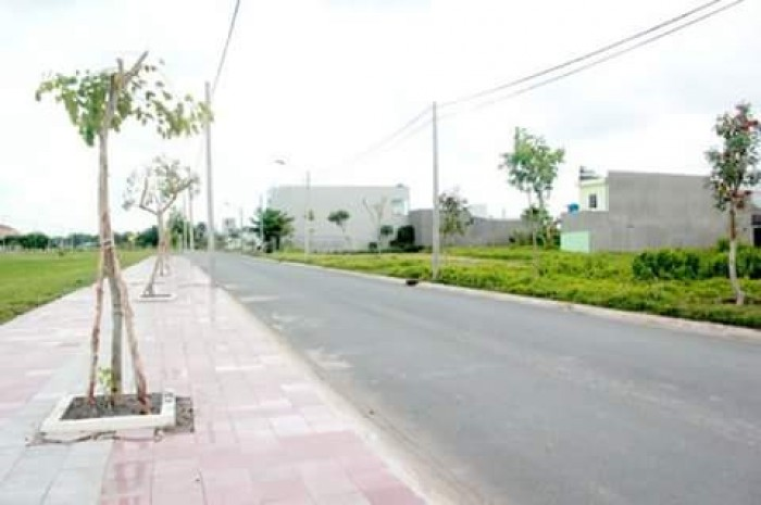 Đất mặt tiền Quốc Lộ 1A ,SHR từng nền