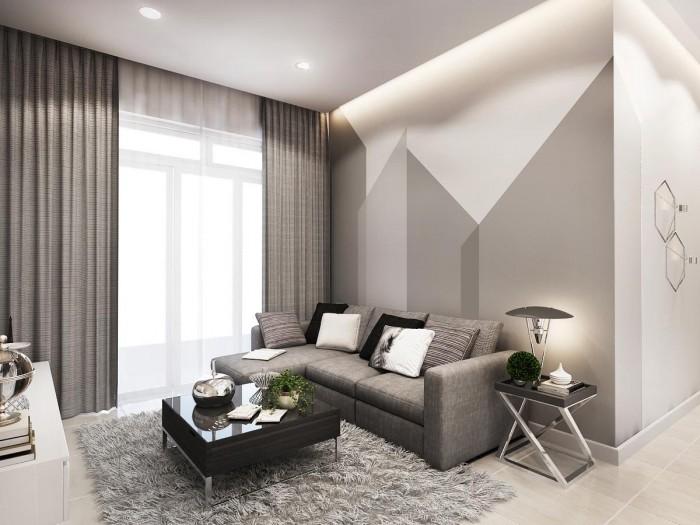 Cho thuê căn hộ Tân Phước Chỉ 12 triệu/ tháng căn 77m2, 2 Phòng ngủ.