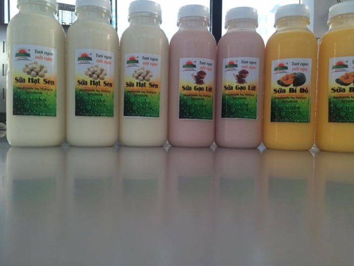 Sữa thảo mộc