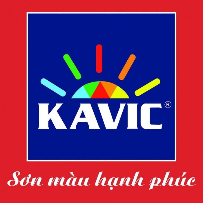 Hình ảnh áo đồng phục Sơn KAVIC