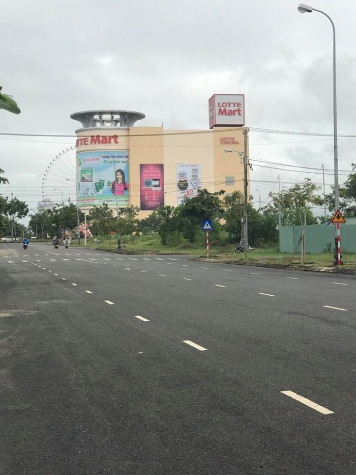 Mở bán lô đất biệt thự vị trí cực đẹp - khu dân trí cực kỳ cao cấp tại Hải Châu - Đà Nẵng