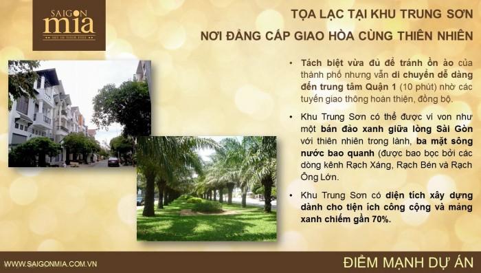 Căn Hộ Cao Cấp View Sông Ngay KDC Trung Sơn, Chỉ 2,2 TỶ/CĂN, Giao Nhà Hoàn Thiện.