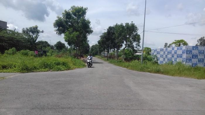 Đất nền liền kề khu công nghiệp Lê Minh Xuân