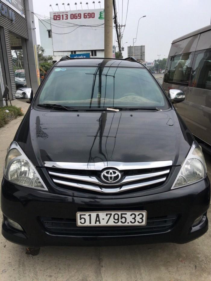 Toyota Innova G sản xuất năm 2006 Số tay (số sàn) Động cơ Xăng