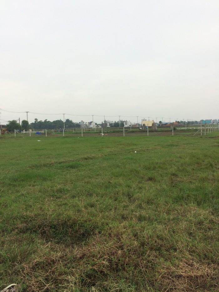 Đất Thới Hòa Đường số 7,KCN Vĩnh Lộc,Bình Chánh