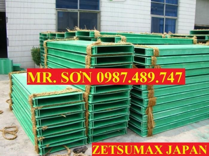 máng cáp của công ty nhật, zetsumax japan10